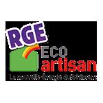 logo rge ecoartisan